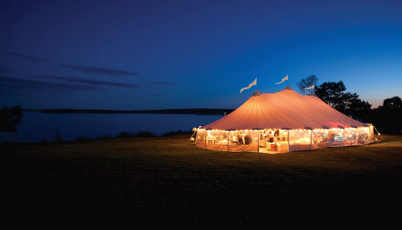 Hawkes Bay Flagship events marquees