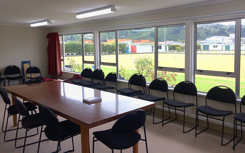 Petone Central Bowling Club Meeting Room