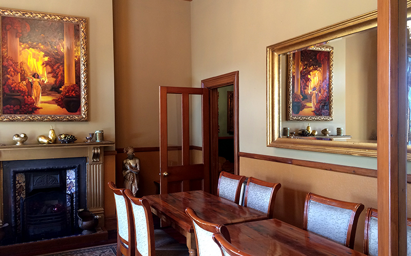 Dransfield House Meeting Room
