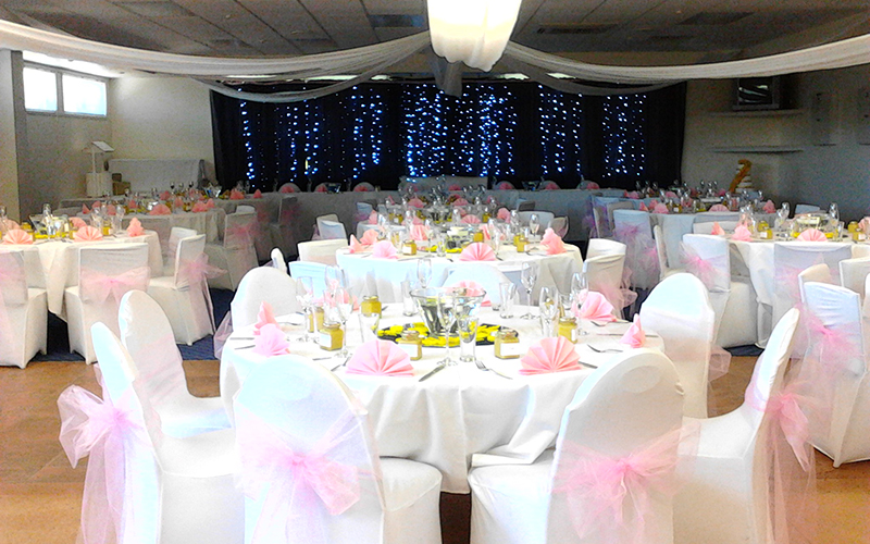 Havelock North Club wedding venue