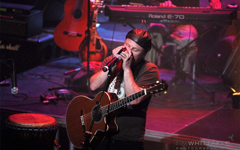 Hawkes Bay Musician Ben Throp