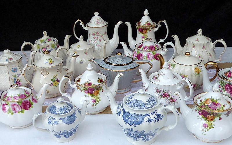 High Tea set party hire Hawkes Bay