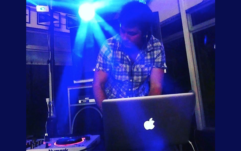 DJ Hawkes Bay Eager Entertainment