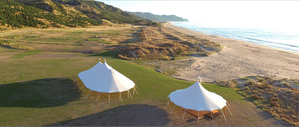 Flagship Events Beach tents